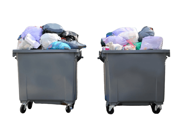 Вывоз мусора с дачи