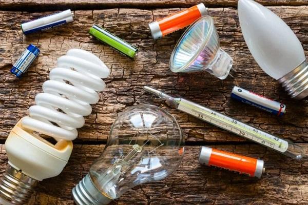 Классы опасности отходов. 5 классов
